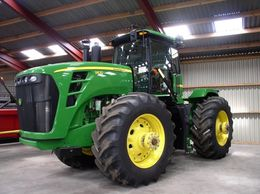 l'agriculture moderne